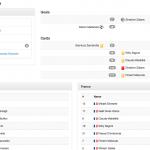 Match overzicht pagina
