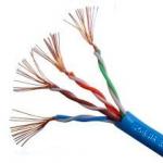 UTP netwerk kabel met soepele (stranded) kern