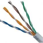 Unshielded Twisted Pair (UTP) netwerk kabel