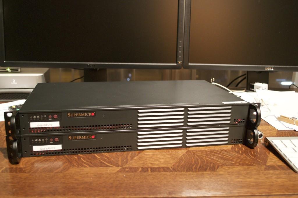 Supermicro Intel Atom servers