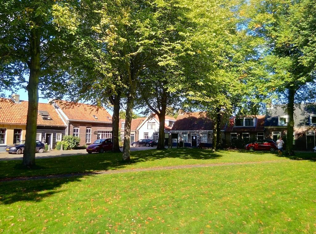 Nisse dorpsplein