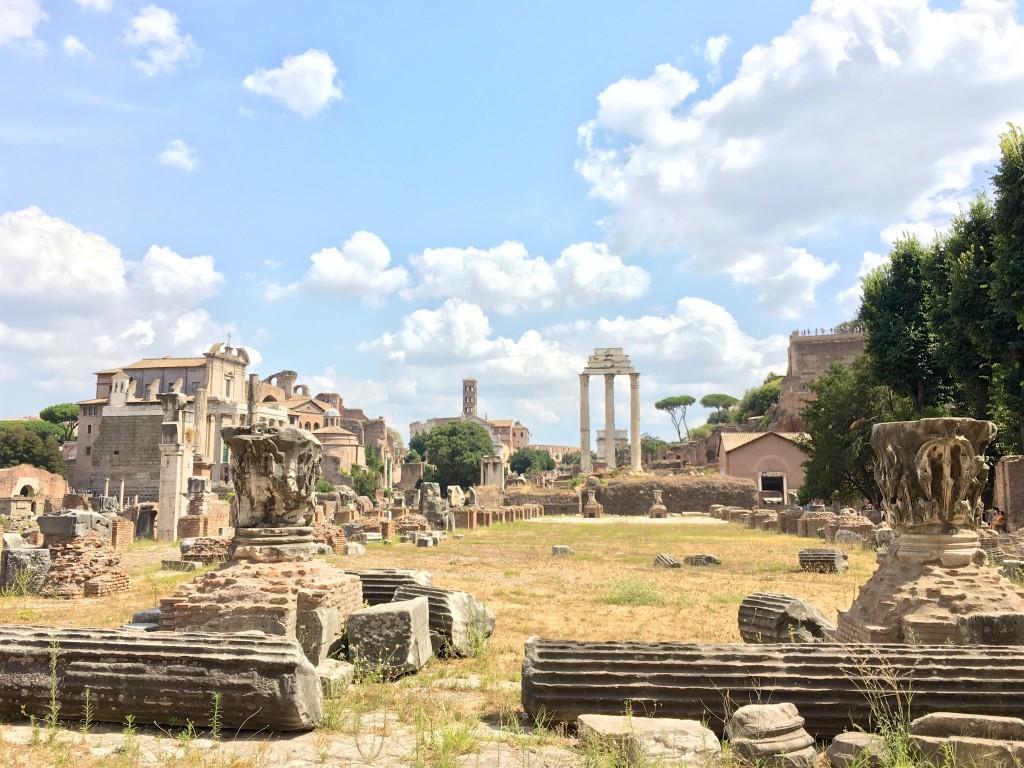 Tempel van Castor en Pollux