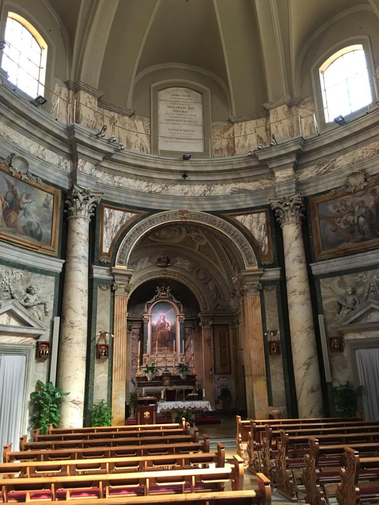 Chiesa parrocchiale di Sant'Anna dei Palafrenieri: parochiekerk van het vaticaan