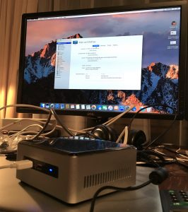 Hackintosh macOS server