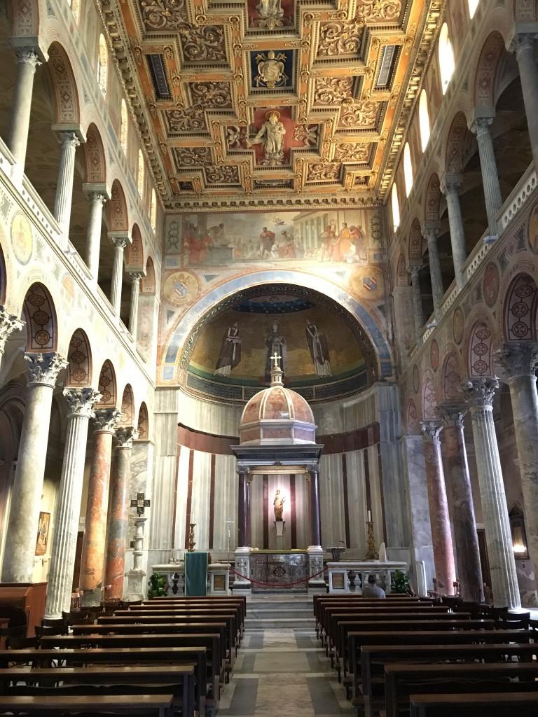 Sant'Agnese buiten de muren