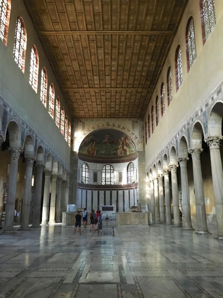 Santa Sabina op Aventijn